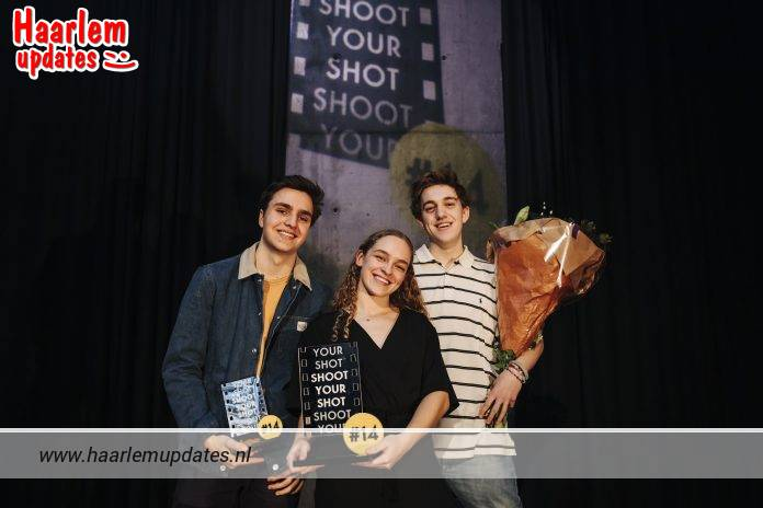 Winnaars finale Shoot Your Shot #14. Fotografie: Bibi Veth.