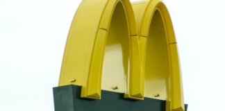 stock McDonald's McDonalds