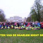 Haarlem Night Skate zigzag door Haarlem