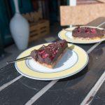 Chocoladetaart. Made Buy Nana. Fotografie: Hans van Leuven / Madrieco.nl.