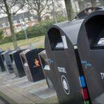 Vondelkwartier gaat als eerste Haarlemse wijk volledig over op omgekeerd inzamelen