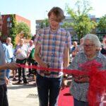 Clubhuis PvdA Haarlem feestelijk geopend