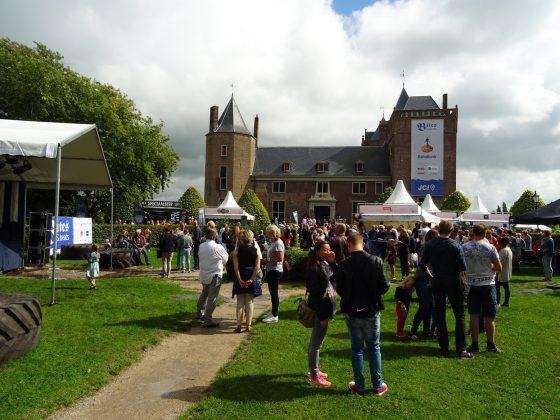 Ingezonden foto's: Bites & Beats festival