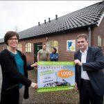 Gezocht: lokaal goed doel dat sponsorcheque van 1.000 euro verdient