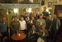 De imker cursisten. PR foto Falco Bloemendal Voorzitter Imker vereniging Haarlem.