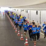 Velsertunnel Run: één groot hardloopfeest