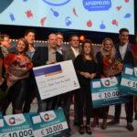 NoFoodWasted Winnaar Present Your Startup 2016