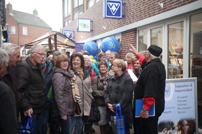 Nationale 50+ Weekend in Zandvoort aan Zee. PR foto VVV Zandvoort.