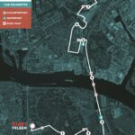 Parcours Velsertunnel Run bekend