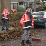Wijkteam en wethouder maken Schalkwijk mooier