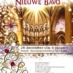 Kerstviering Nieuwe Bavo