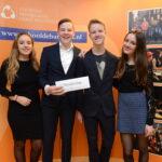 Mendelcollege finalist NK Debatteren voor Scholieren