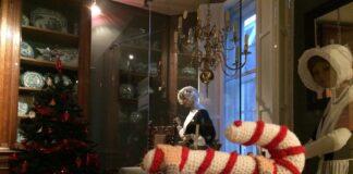 Muisjes richten weeshuis in. PR foto Museum Haarlem.