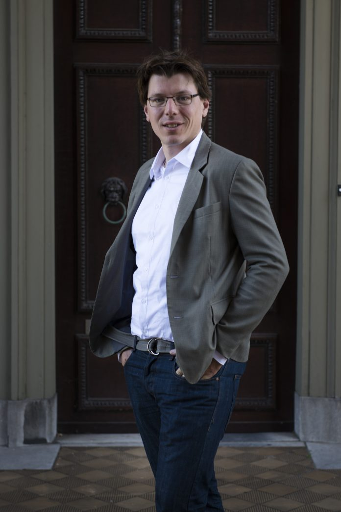 Johan Tempelaar. Fotografie: Anke van der Meer.