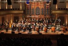 PR foto Kennemer Jeugd Orkest.