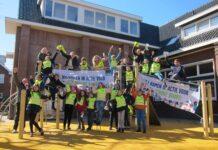 Landelijke aftrap Opschoondag op Haarlemse Bavinckschool. Fotografie: Myra Bikker, Stichting Nederland Schoon.