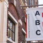 Expositie Groene Schoolpleinen in ABC Architectuurcentrum Haarlem