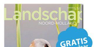 Een impressie van het nieuwe tijdschrift van Landschap Noord-Holland.