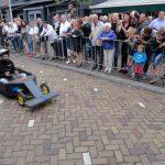 Ingezonden foto's:  Zeepkistenrace in Wijk aan Zee
