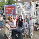 Haarlem zet duocontainers in voor papier en plastic