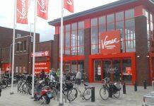 Winkelgebied Stephensonstraat in Haarlem. Foto: NederlandSchoon.