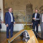 Ondertekening overeenkomst ontwikkelstrategie Schalkwijk-Midden