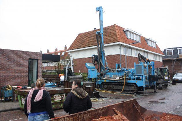 GroenLinks dient initiatief in om Haarlemse woningen aardgasvrij te maken. Fotografie: Pieter Postmus.