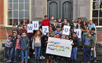 Foto: KinderUniversiteit Haarlem.