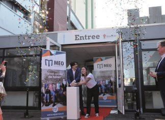 Opening MEO Haarlem. PR foto MEO Haarlem.