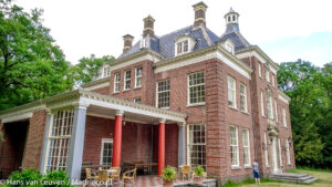 Lezing over het nooit gebouwde Huis Leyduin
