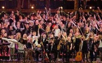 Kerst Muziek Gala 2017. Fotografie: Roy Beusker.