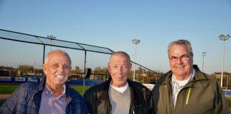 (v.l.n.r.) Gerrit, Hans en Sjaak. Fotografie: Wilma Vermunt.