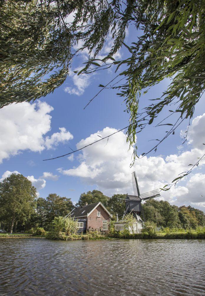 Molenaarswoning Schoterveense molen. Fotografie: Jurriaan Hoefsmit.