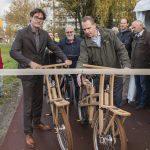 Vernieuwde Europaweg feestelijk in gebruik genomen. Fotografie: Jurriaan Hoefsmid.