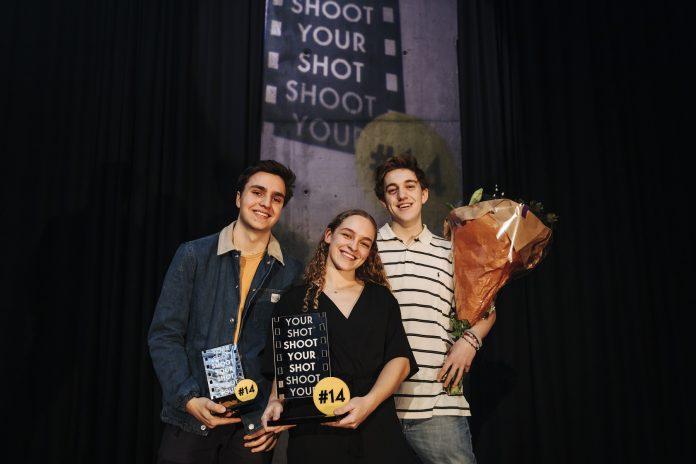 Winnaars finale Shoot Your Shot #14. Fotografie: Bibi Veth.