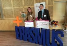 Tourism Management van Inholland Haarlem valt in de prijzen bij Erasmus+. Ingezonden PR foto.