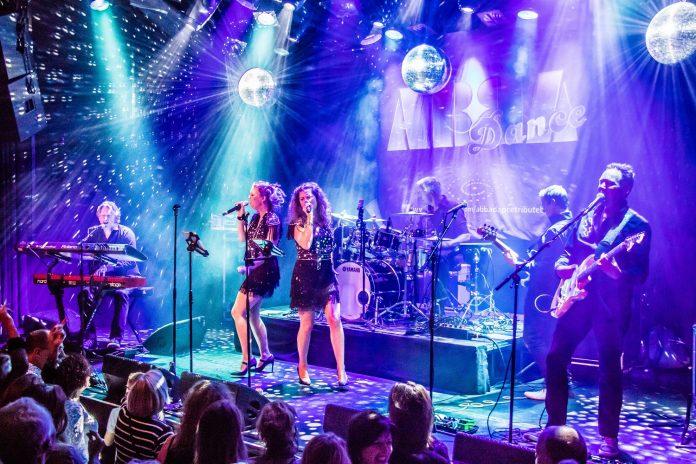 ABBA Dance bij Sunday Sessions. Fotografie: Franklin van der Erf.