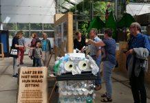 Elizabeth Muusha 24-5-2019 Opening tentoonstelling Haarlem Duurzaam en Circulair. Fotografie: Dik Bol.