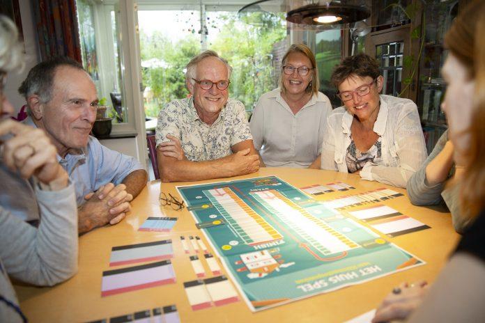 Ingezonden pr foto. Klimaatgesprekken. Fotografie: Chantal Bekker / GraphicAlert.com.