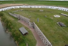 Fort Spijkerboor. Ingezonden pr foto NTR.