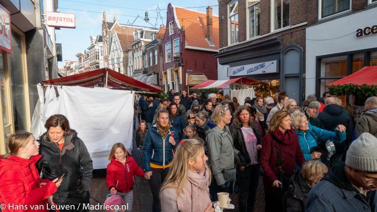 Foto's Haarlemse Kerstmarkt