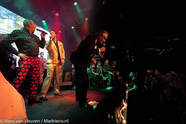 Kerst Karaoke Bingo Show XXL [foto's]
