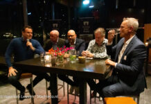 Partnerbijeenkomst Honkbalweek Haarlem. Fotografie: Hans van Leuven / Madrieco.nl.