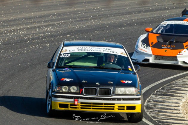 Equipe Verschuur wint eerste race op vernieuwd Circuit Zandvoort en pakt wintertitel