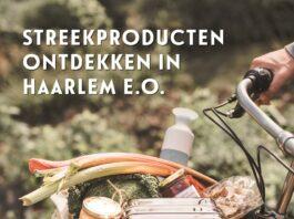 Ingezonden foto Haarlem Marketing. Local food fietsroute.